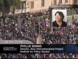 "GRITtv: Phyllis Bennis: ""Second Superpower"" in Arab People"