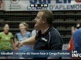Le Havre bat Cergy-Pontoise (Ligue Féminine de Handball)