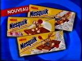 Publicité Nesquik Néstlé 1995