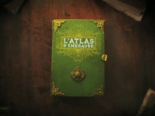 L'Atlas d'Emeraude