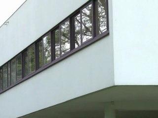 La villa Savoye : candidate au patrimoine mondial de l'UNESCO