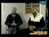 Snoop Dogg Live In Paris 98 Interview on acting & DeathRow (French)