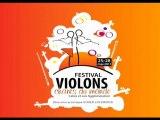 Calaisis TV Publicité Festival violons