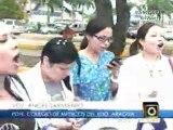 Marcha de Medicos Residentes del Hospital Central de Maracay