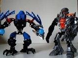 Review lego Hero factory set spécial édition: Bulk & vapour partie 2 : Vapour + conclusion- par Toa-Bionicle