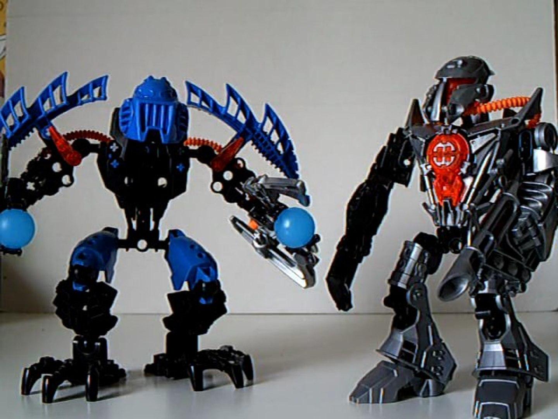 Review lego Hero factory set spécial édition: Bulk & vapour partie 2 : Vapour + conclusion- par