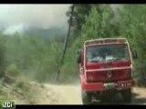 Orman Yangını (İzci - Ateşle Savaşanlar) 4-8