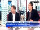 Olivier Dartigolles sur LCI mercredi 4 mai 2011 Partie 1
