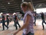 Chasing Girls country line dance - WILD COUNTRY