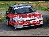 Rallye du Béarn le 30 Avril 2011