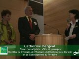 La commune de Benet reçoit un prix dans le cadre du 22ème concours pour la sauvegarde du patrimoine en site classé