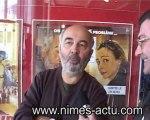 Gérard JUGNOT  . interview n° 1  par  Erick Gambrelle , au KINEPOLIS de NIMES . 02.2005