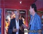 Gérard JUGNOT , interview n° 2 par Erick Gambrelle , au KINEPOLIS de NIMES . Septembre 2005