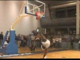 TFB  Dunks   Reebok Event Full Dunk Show Recap - October 2009 ! Sick Dunks!!