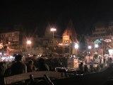 Varanasi Night: Ganges Hindu Rites, Muslim Lights & Extreme Rickshaw Rides: India Wow!