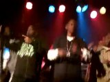 """Dillinger & Young Gotti """"Let's Play House"""", """"Big Pimpin 2"""" & """"Bitches Ain't Shit"""" Live @ Whiskey à Go-Go, West Hollywood, CA, 02-19-2011 Pt.2"""
