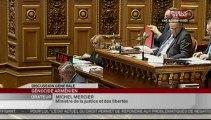 SEANCE,Proposition de loi visant à réprimer la contestation du génocide arménien