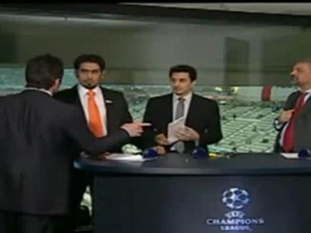 La lite furiosa di Matthaus su Al Jazeera