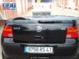 Occasion Volkswagen Golf IV Chambord