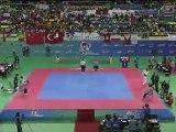 Patiwat Thongsalup - Rıdvan Baygut (74kg semifinal WTF World Taekwondo Championships 2011)