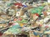 Le recyclage dans la communauté urbaine de Strasbourg - 2011