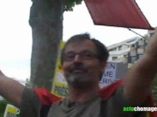 Christophe Alévêque, en Super Rebelle, candidat à l'éléction présidentielle 2012