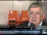 Parrainage aux jeunes immigrés (Caen)