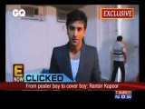 From poster boy to cover boy  Ranbir Kapoor-Entertainment-TIMESNOW.tv - Latest Breaking News, Big News Stories, News Videos