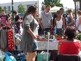 Vide grenier à Vincennes avec les commerçants est de Vincennes samedi 7 mai 2011