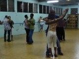 Fête Patronale du Vert-Pré : Démonstration de salsa - 06 mai 2011