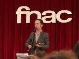 Mathias Malzieu (Dionysos) à la Fnac Toison d'Or - Bruxelles - 7/05/2011