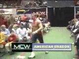 Bryan Danielson vs William Regal - Memphis Championship Wrestling