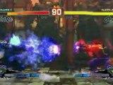 Super Street Fighter 4 Arcade Edition comercial Evil Ryu vs Oni Akuma