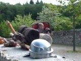 Les romains de retour en Saône et Loire