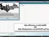 Batman Arkham Asylum 2  Arkham City Keygen PS3 xbox 360 PC Download Crack