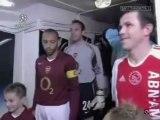 Quand Thierry Henry fait une blague ...
