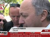 Décès de Patrick Roy : L'hommage de Laurent Fabius