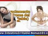 sindrome del intestino irritable - tratamiento colon irritable - colon irritable dolor abdominal