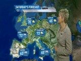 European Vacation Forecast - 05/09/2011