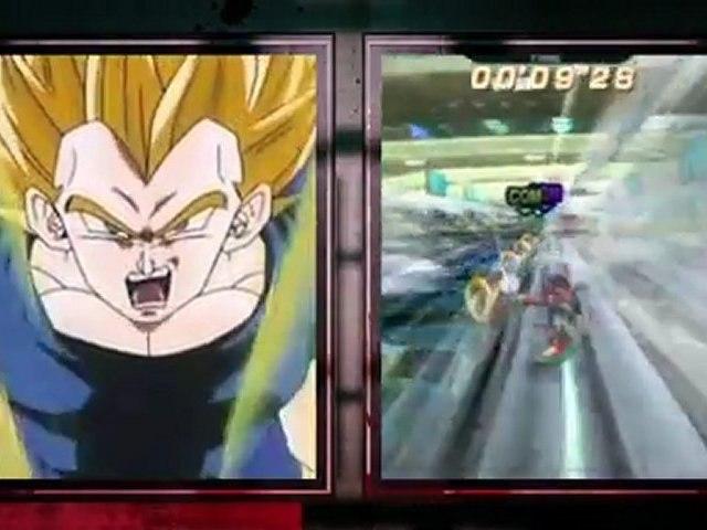 Vegeta VS Shadow - Death Battle!