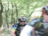 Raid des géants 2011   km 23 Tête de course 2