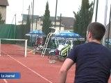 Sannois : Maxime Teixeira, un futur grand du tennis
