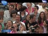 Inauguration du Complexe de Tennis Yannick Noah (Cergy)