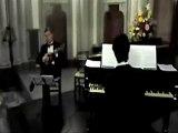 BRUNO AYMONE  CHANNEL - RAFFAELE LA RAGIONE, GIACOMO FERRARI in concerto 4° parte - di Bruno Aymone