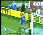 Sporting - 1 Belenenses - 0 de 1997/1998