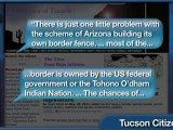 Arizona Fence to Get Help from Prisoners