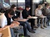 Cours de dessin : Stage les bases du croquis
