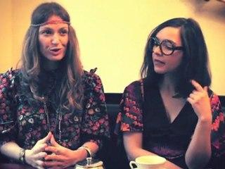 Brigitte - Interview