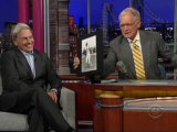 Mark Harmon guest on The Late Show with David Letterman Tues 10-May 2011
