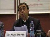 """""""La relation entre Dieu et les hommes : échange et/ou gratuité ?"""", par Mgr Alain Castet"""